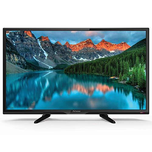 Strong SRT 32HZ4013N Téléviseur HD LED TV 32', 80cm (HDTV, HDMI, USB, Triple Tuner) noir