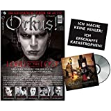 Orkus! November 2015 mit LORD OF THE LOST (12 Seiten!), DRACONIAN, LACRIMOSA, ASP, DAVE GAHAN, SOLAR FAKE, PLACEBO, LACRIMAS PROFUNDERE, CRADLE OF FILTH u. v. m. + Sticker + CD Orkus! Compilation 113