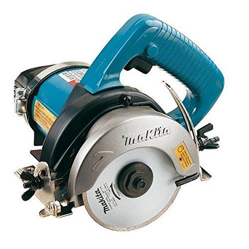 MAKITA 4101RH - CORTADOR DE DIAMANTE CON AGUA 860W 12000 RPM 2 9 KG DISCO 125 CORTE 41 5