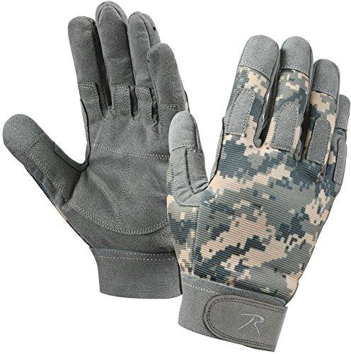 Acu Digital Lightweight All Purpose Duty Gloves Xl New -