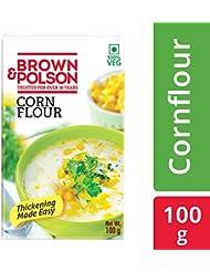 Brown and Polson, Corn Flour, 100g