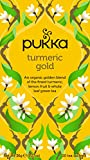 Pukka Turmeric Gold Tea - 20 Teabags (Pack of 1)