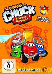 Die Abenteuer von Chuck & seinen Freunden, Folge 6 - Die Helden auf vier Reifen