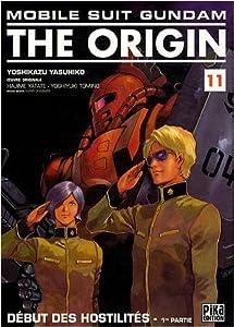 Mobile Suit Gundam - The Origin Edition simple Tome 11