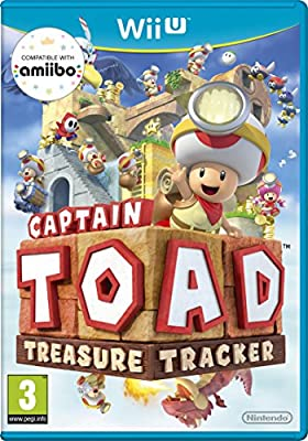 Captain Toad: Treasure Tracker (Nintendo Wii U)