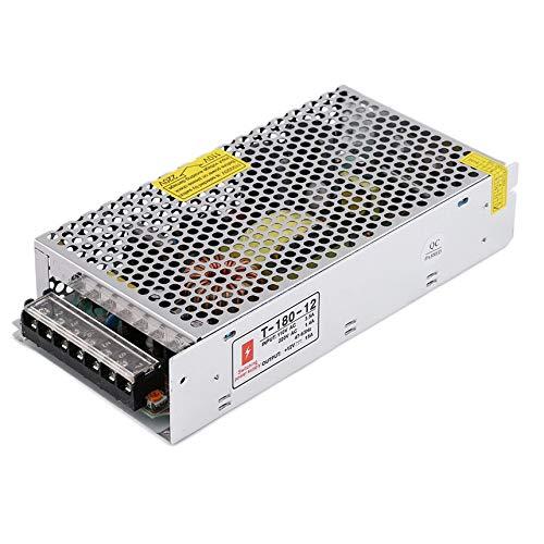 Reguliertes Universal-Schaltnetzteil für TV mit geschlossenem Stromkreis 180W 12V 15A EIN zuverlässiges Schaltnetzteil