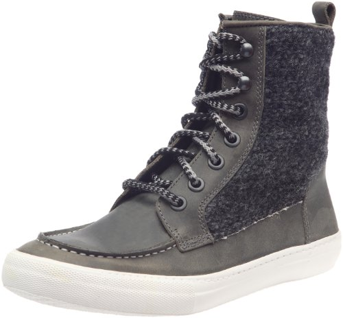 Monderer Design Yellowstone, Chaussures montantes homme Gris