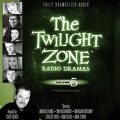 The Twilight Zone Radio Dramas, Volume 5  Audiolibri