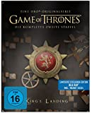 "Game of Thrones - Die komplette 2. Staffel (Steelbook) - mit Magnet ""Siegel Haus Lannister"" [Blu-ray]"