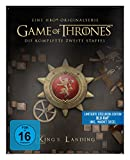 "Game of Thrones - Die komplette 2. Staffel (Steelbook) – mit Magnet ""Siegel Haus Lannister"" [Blu-ray]"