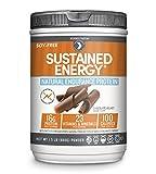 Designer Protein Sustained Energy Natural Endurance Protein, Chocolate Velvet, 1.5 Pound