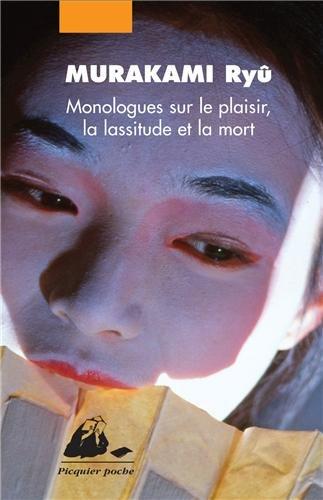 Monologues sur le plaisir, la lassitude et la mort : Coffret 3 volumes : Ecstasy ; Melancholia ; Thanatos