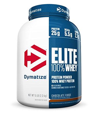 Elite Whey Protein 5 lbs (2268g) Fudge al Cioccolato