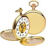Royal London 90004-01 Mens Mechanical Pocket Watch