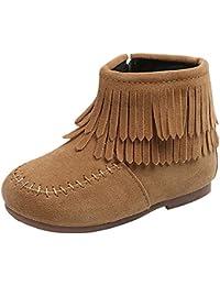 9b2d7a8955179 Amazon.fr   Bottines - Chaussures bébé fille   Chaussures et Sacs