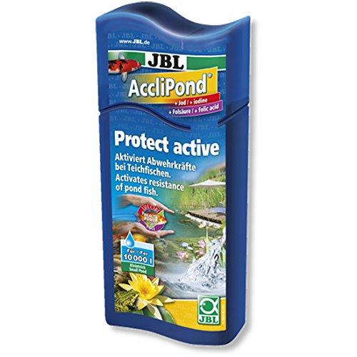 AccliPond Wasseraufbereiter zur Aktivierung der Abwehrkräfte für Teichwasser 500ml