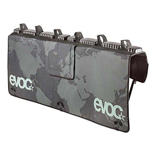 EVOC Tailgate Fahrradträger mit Pad Unisex Erwachsene, schwarz (Velo Fahrrad Griff-rack)