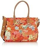 Oilily Oilily Baby Bag OES5164-104 Damen Umhängetaschen 42x33x16 cm (B x H x T), Orange (Orange 104)
