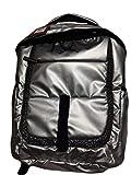 Nike Air Jordan Silber Laptop Rucksack Tasche für Männer, Frauen und Jungen