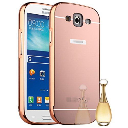 Coque miroir Aluminium métal pour Samsung Galaxy S3 d'occasion  Livré partout en Belgique