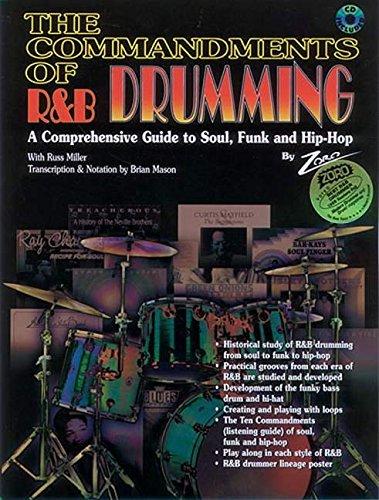 Commandments of R&B Drumming par Zoro