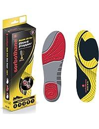 Sorbothane Pied orthopédiques Pad multi sport double Strike Semelles Chaussures