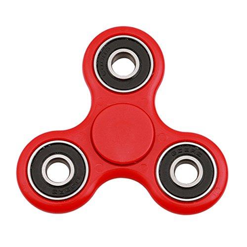 Lalang-Spinner-Fidget-Jouet-Tri-Fidget-Hand-Spinner-Pour-Adultes-Enfant-Rouge