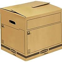 Fellowes 6206402 - Caja de transporte y mudanza, 33 L