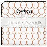 SwaddleDesigns Ultimate Swaddle Blanket,...