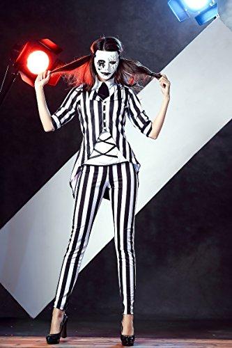 Friedhof Ghost Kostüm - MHPY HalloweenFrauen Friedhof Ghost Kostüm Halloween