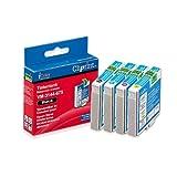 Cliprint Tintenpatronen: ColorPack für EPSON (ersetzt T05514010-T05544010) (Multipacks Kompatible Druckerpatronen für Epson Tintenstrahldrucker)