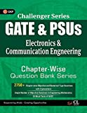 Challenger Series GATE & PSU's Electronic & Communication Engineering Chapter-wise Question Bank Series