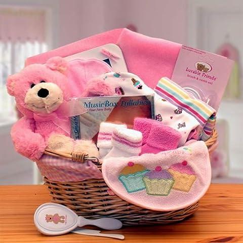 Cestino regalo 890573-p semplicemente il bambino Basics