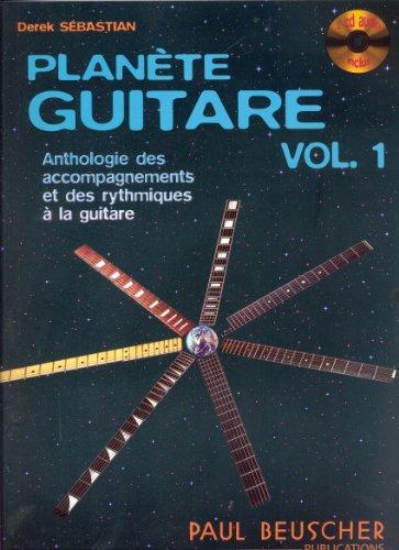 Planète Guitare Vol.1 Anthologie des accompagneme...