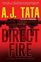 Direct Fire (Jake Mahegan Thriller)
