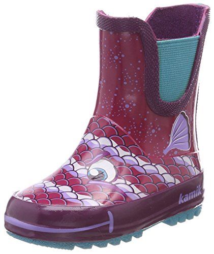 Kamik Kids' Bubblez Wellington Boots