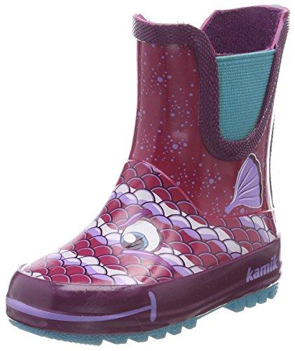 Kamik Kids' Bubblez Wellington Boots