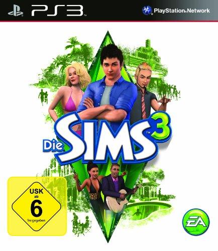 Die Sims 3 - [PlayStation 3] - 3-spiele Sims Die