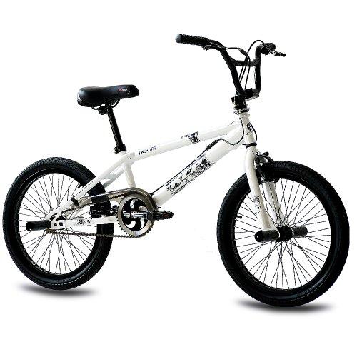 KCP - Bicicleta BMX freestyle ( 20 ', 50,8 cm (20') )