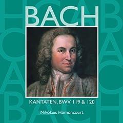"""Cantata No.119 Preise, Jerusalem, den Herrn BWV119 : IV Recitative - """"So herrlich stehst du, liebe Stadt"""" [Bass]"""