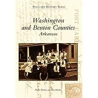 Washington and Benton Counties, Arkansas - Arkansas Postcard
