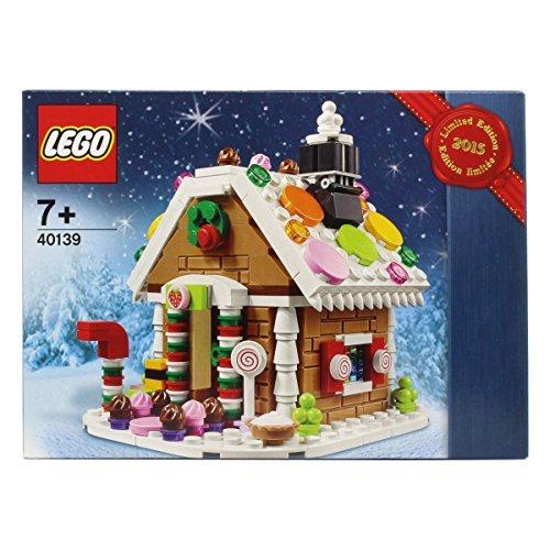 Preisvergleich Produktbild Lego 40139 - Weihnachtliches Lebkuchenhaus - Limitierte Edition 2015