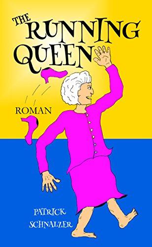 Buchseite und Rezensionen zu 'The Running Queen' von Patrick Schnalzer