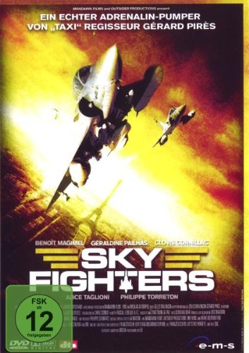 Sky Fighters (Special Edition, 2 DVDs)