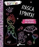 El meu primer llibre màgic. Princeses de colors