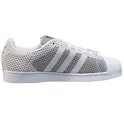 Adidas Superstar Gid Homme Baskets Mode Blanc Multicolore