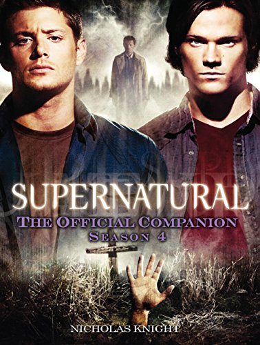 Supernatural: The Official Companion Season 4 (Witch Halloween-season Film Of The)