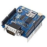 Carte d'Extension CAN BUS Shield Module d'Interface Périphérique Série CAN BUS Shield pour Arduino