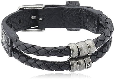 Fossil Herren-Armband JF85460040 (Männerschmuck Armband)