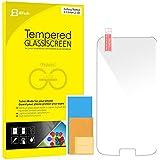 Note 2 Protector de Pantalla, JETech Vidrio Templado Protector de Pantalla Empaquetado al por Menor para Samsung Galaxy Note 2 - 0858